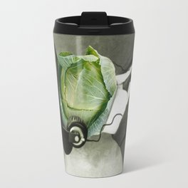 Bowler cabbage Travel Mug