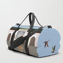 After prayer Duffle Bag