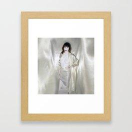 "say no to patriarchy / ""the fashion"" Framed Art Print"