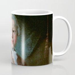 Wolfgang Amadeus Mozart (1756 -1791) by Barbara Krafft (1819) Coffee Mug