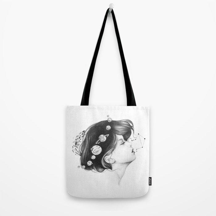 Cosmic Matter Tote Bag