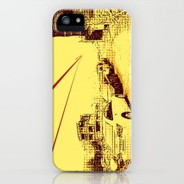 Donui-dong iPhone Case