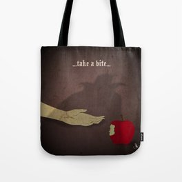 Calamity Collection, Series 1 - Apple Tote Bag