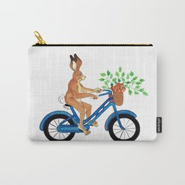 Hansel the Hare Biking Carry-All Pouch