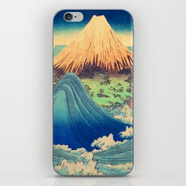 From the Eastern Borders with Love iPhone Skin