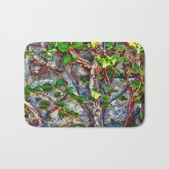 Climbing Vines - Nature's Art Work Bath Mat