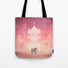 The Far Pavilions Tote Bag