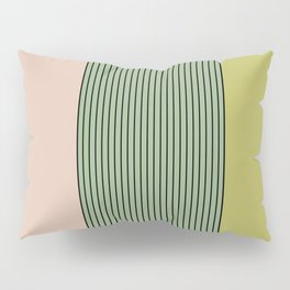 Abstract Arches I Pillow Sham