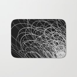 Linear Waves2 Bath Mat
