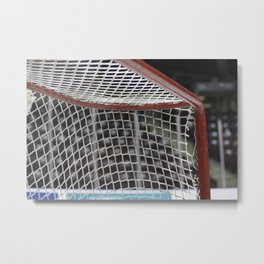 Under The Lights Metal Print