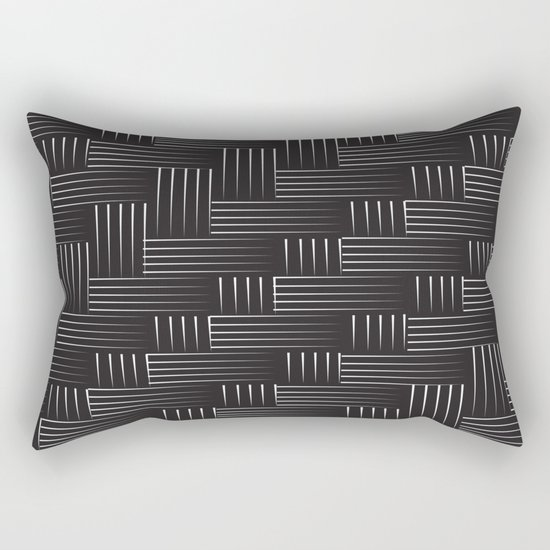 A Short, A Long Rectangular Pillow