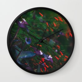 What The Water Gave Me Wall Clock
