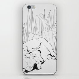 Collage Cow 41 iPhone Skin