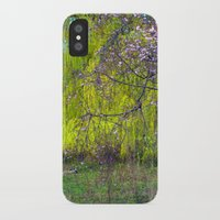 monet iPhone & iPod Cases featuring influence: monet by EnglishRose23