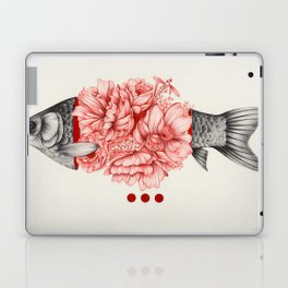 To Bloom Not Bleed III Laptop & iPad Skin