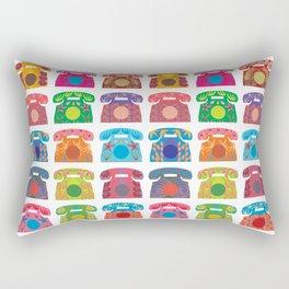 iRetro Rectangular Pillow