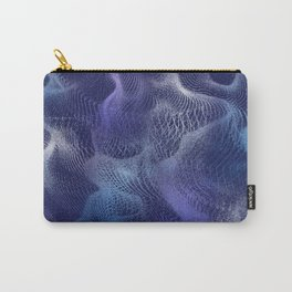 Midnight Pixie Dust Abstract Carry-All Pouch