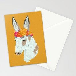 Penelope the Pinto Donkey Stationery Cards