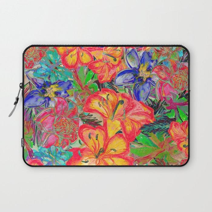 My Tropical Garden 6 Laptop Sleeve