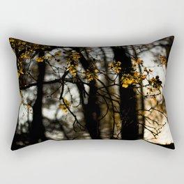 trees copper Rectangular Pillow