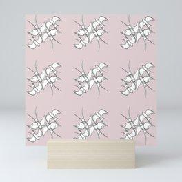 s1 doub. pat. Mini Art Print