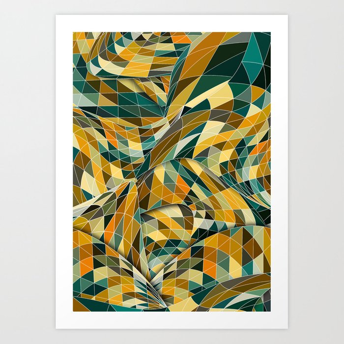 Bring You Back Art Print