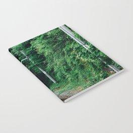 Tunnel Train Notebook