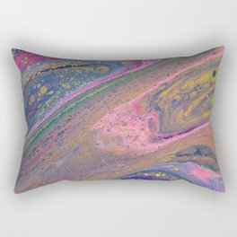 Kaleidoscopic Rectangular Pillow