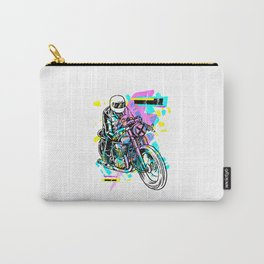 Pop Biker Carry-All Pouch