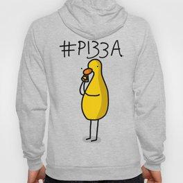 #Pizza Duck | Veronica Nagorny Hoody