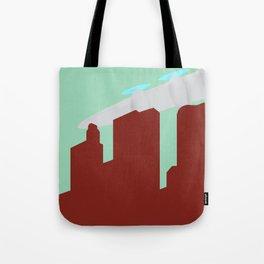 Deco City Tote Bag