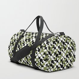 letve (green/black) Duffle Bag