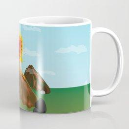 Hot Volcanos Coffee Mug