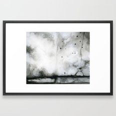 First Chance Framed Art Print