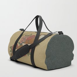 La Vida Es Un Viaje (Life is a Journey Spanish) Duffle Bag