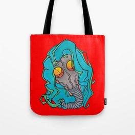 Nuclear Glare Tote Bag