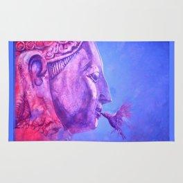 Buddha Kiss (Original) Rug