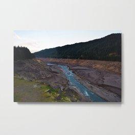 Willamette Valley Metal Print