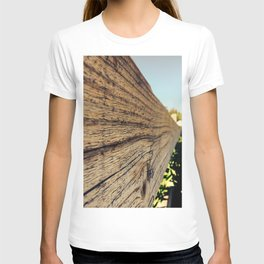 Wooden Fence T-shirt