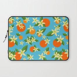Orange Blossom Daydreams Laptop Sleeve