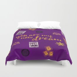 My New Dream Duvet Cover
