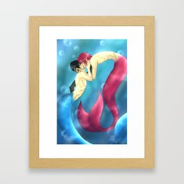 RINHARU Framed Art Print