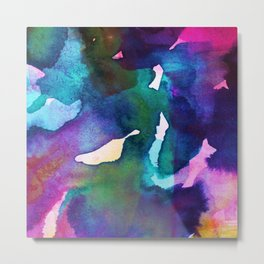 Abstraction Metal Print
