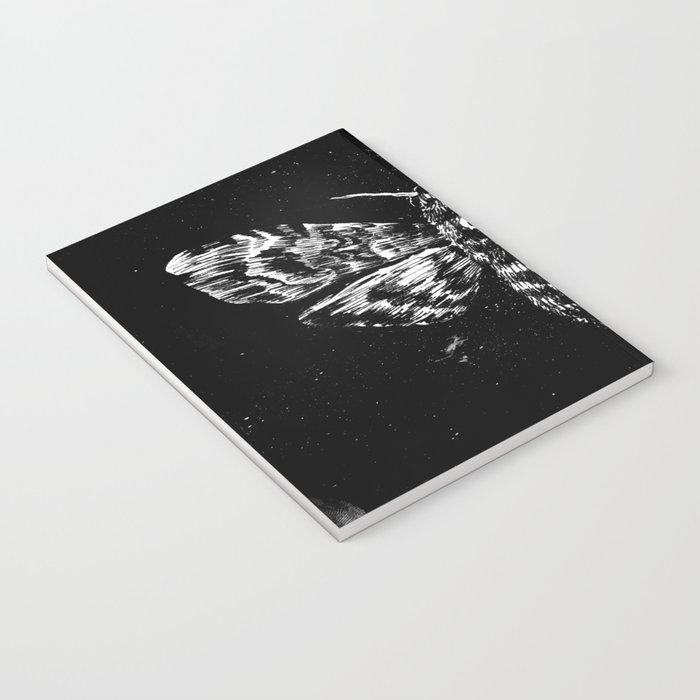 Deaths Head Notebook