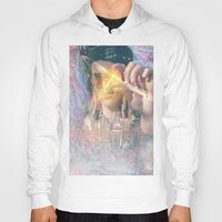 occult Hoodies featuring Olwen's Occult by Devin C. Fitzpatrick
