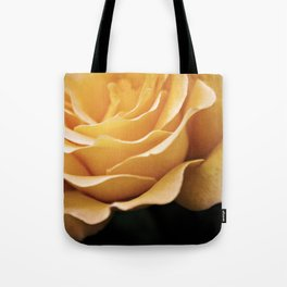 Lady Rowena- Golden Rose  Tote Bag