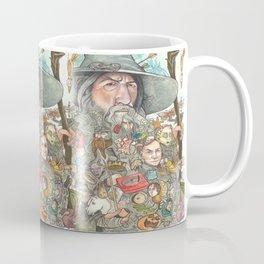 Gandalf's Beard Coffee Mug