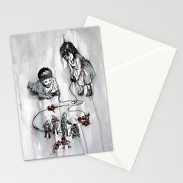 War Games Stationery Cards