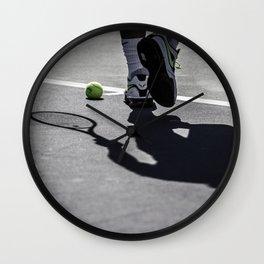 Rafa's Shadow Wall Clock