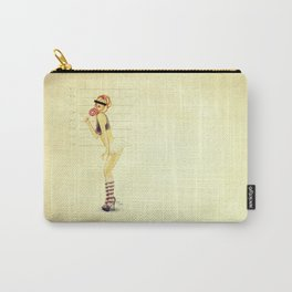 Pin Up Mugshot Carry-All Pouch